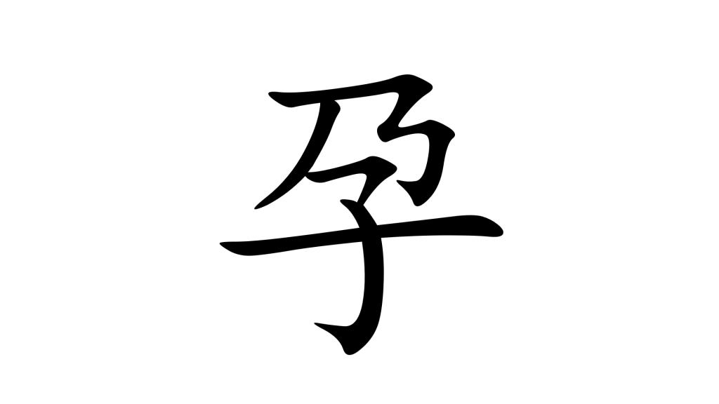 הריון בסינית מנדרינית